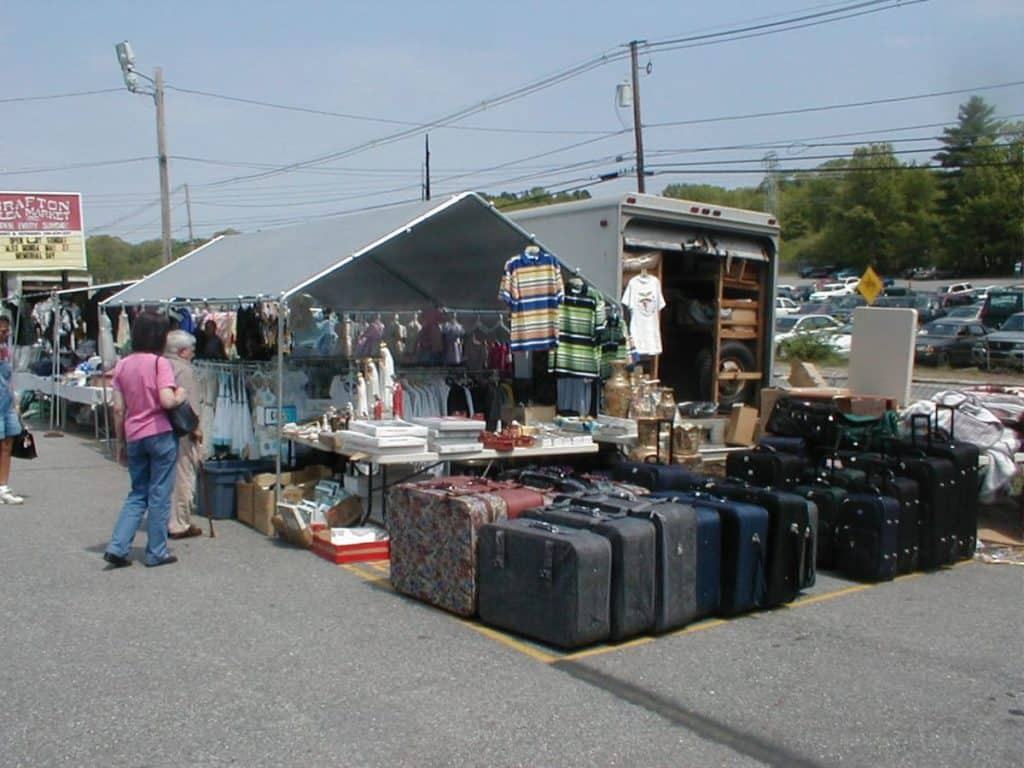 Grafton Flea Market