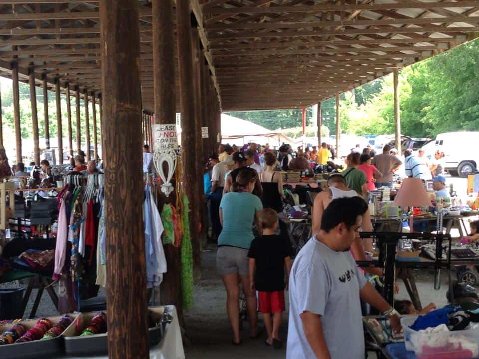 Jefferson Flea Market