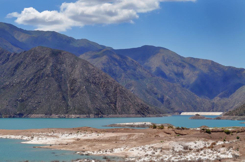 Lake Potrerillos