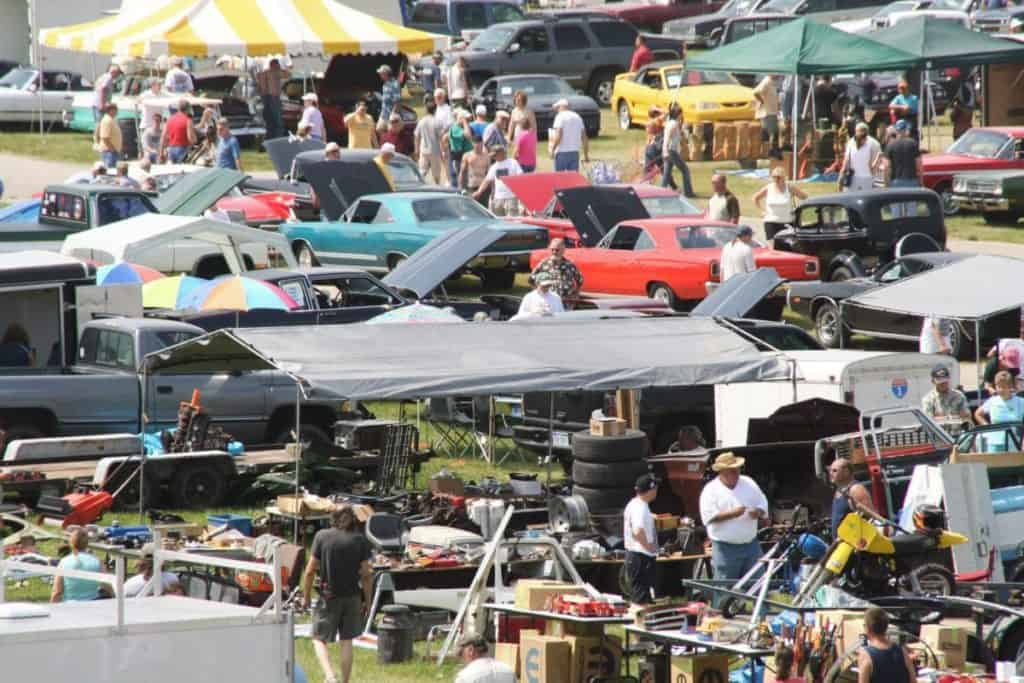 Michigan Antique Festivals