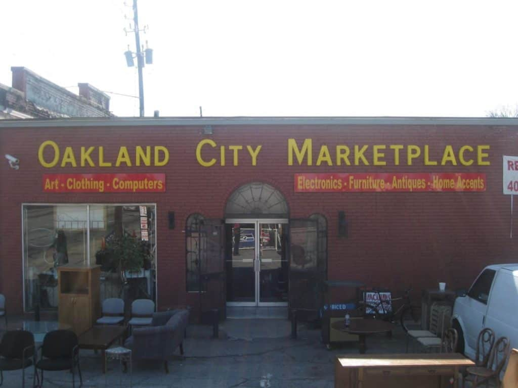 Oakland City Market Place