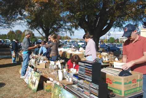Raleigh Flea Market