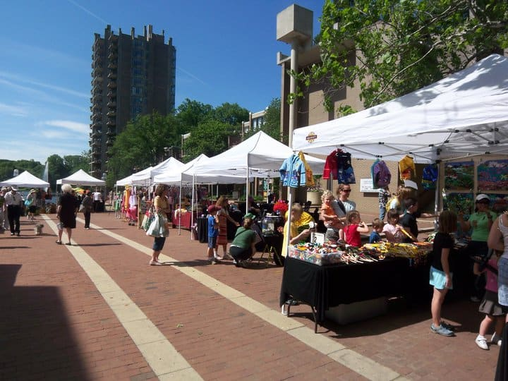 Reston's Indie Arts Market