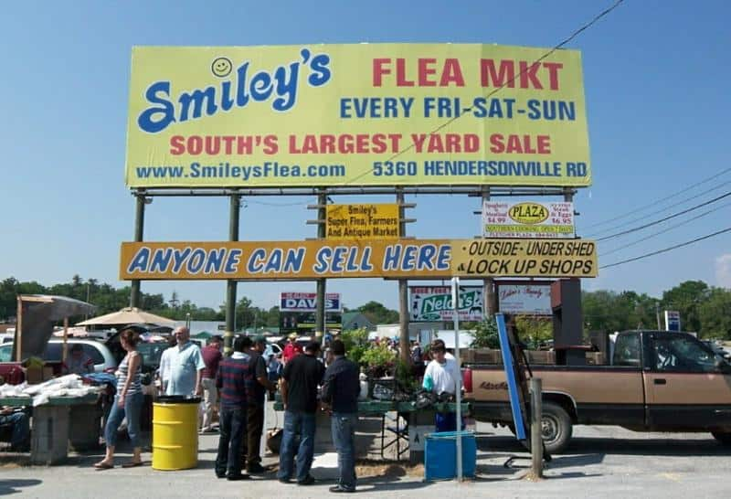 15 Best Flea Markets in North Carolina - The Crazy Tourist