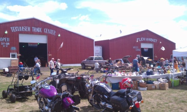 Tecumseh Trade Center & Flea Market Family