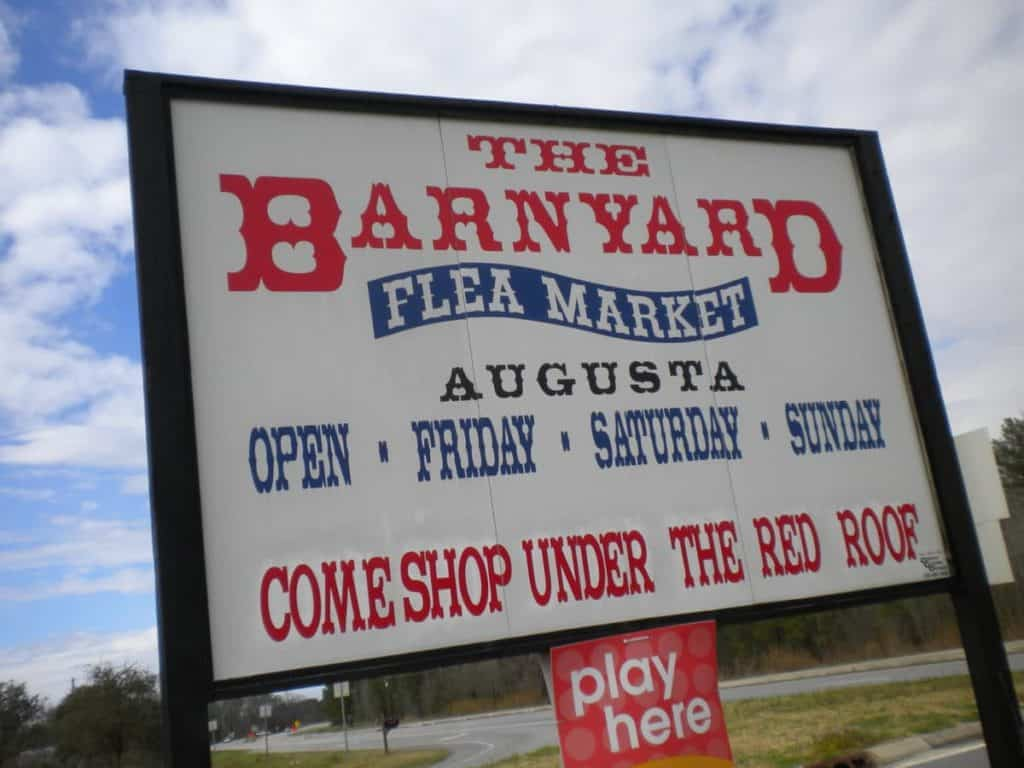 The Barnyard Flea Markets
