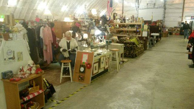 Warren County Fairgrounds Antiques & Collectibles Flea Market