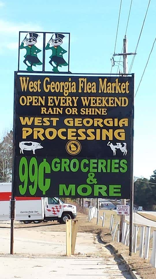 West Georgia Flea Market