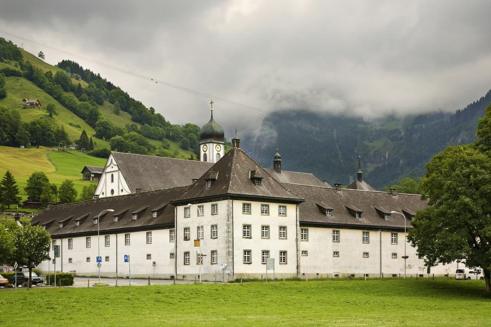 Engelberg Abbey
