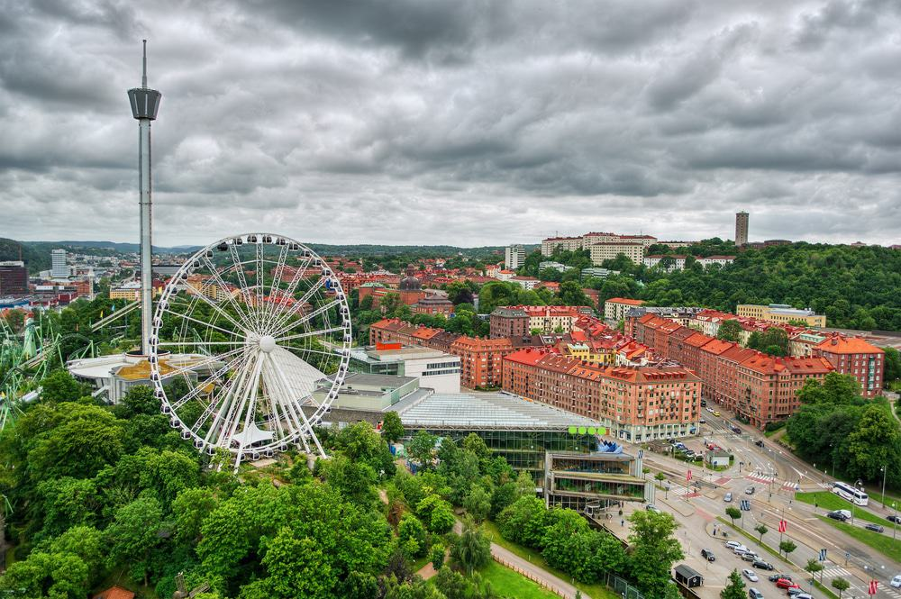 things to see in gothenburg