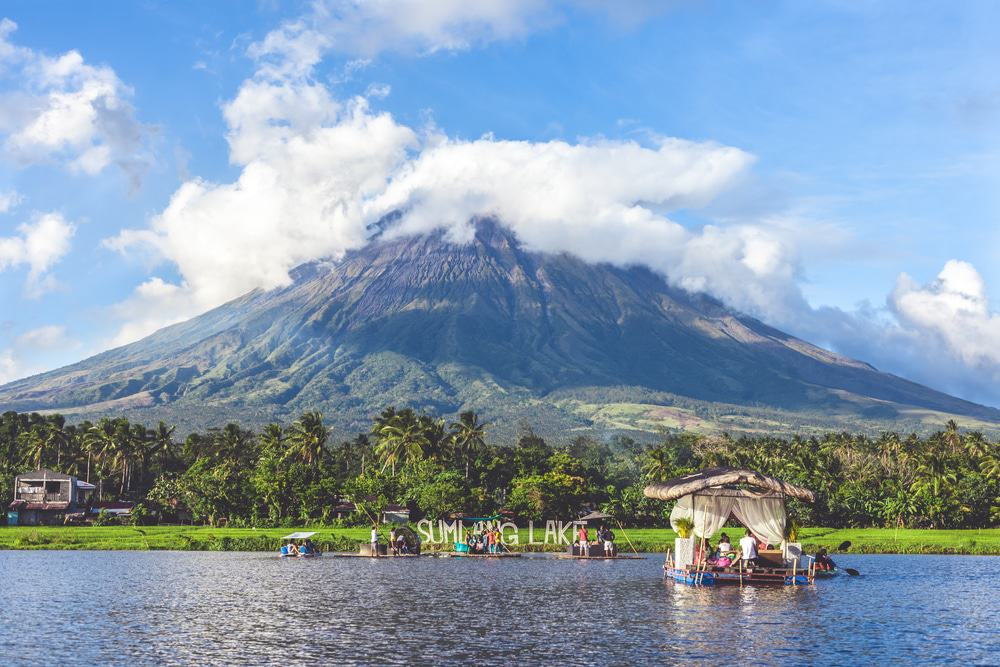 Mayon Volcano National Park