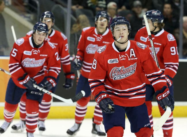 Oshawa Generals Hockey Team