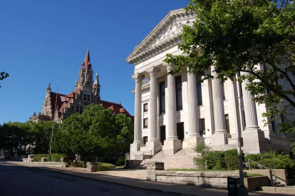 Passaic County Court House