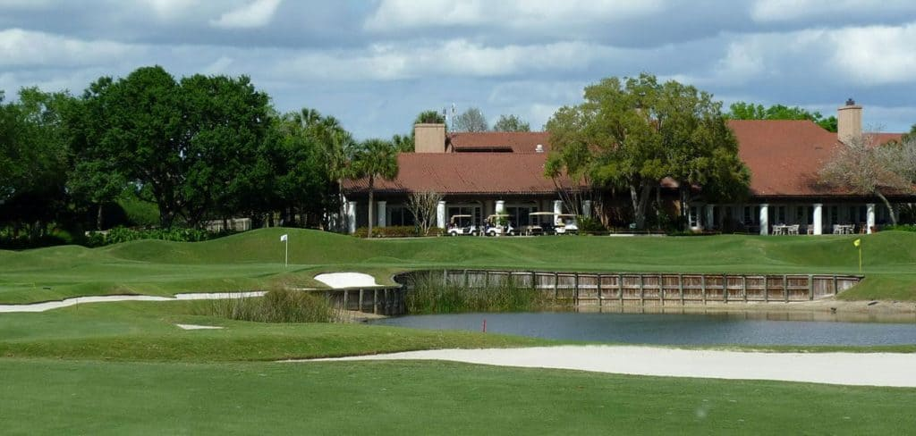 The Jack Nicklaus Golf Course