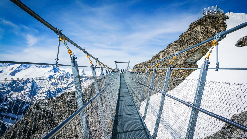 Titlis Cliffwalk