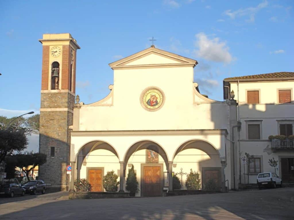 Church Of San Michele Arcangelo