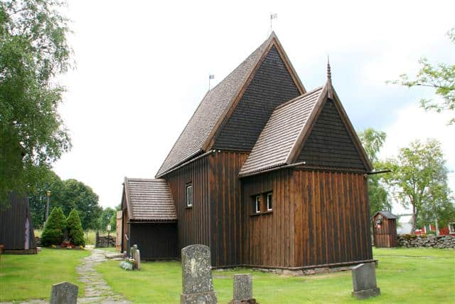Hedared Stave Church