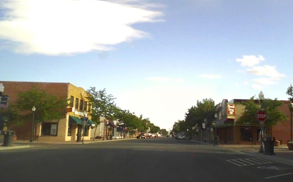 Powell, Wyoming