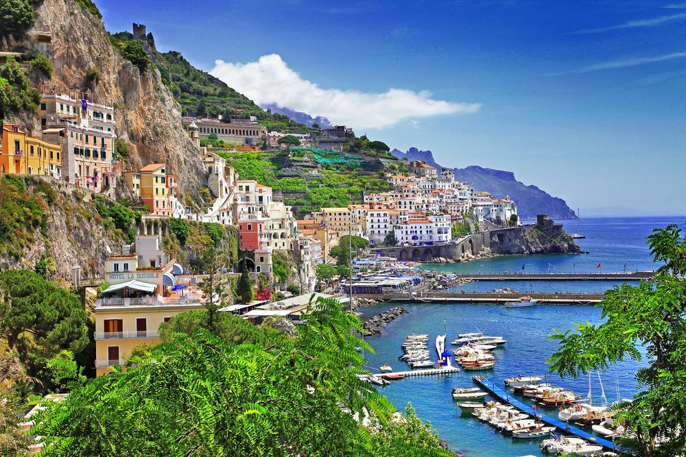 Map Of Italy With Mountains.15 Best Places To Visit In South Italy The Crazy Tourist