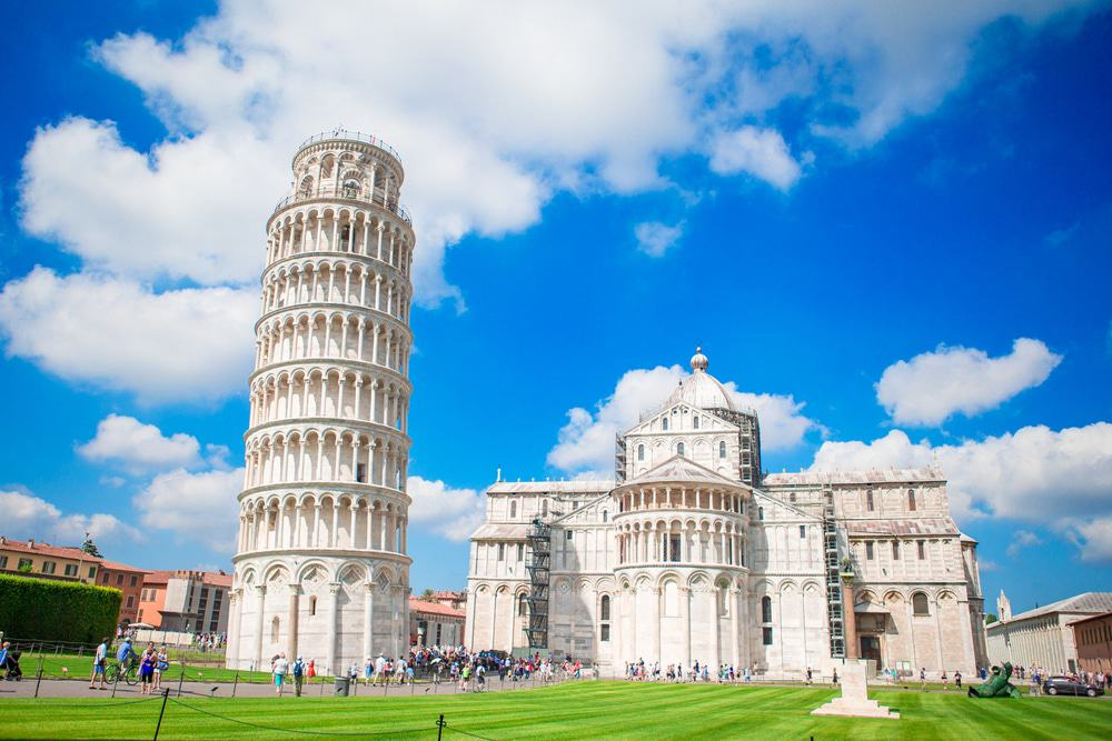 Image result for Tower of Pisa