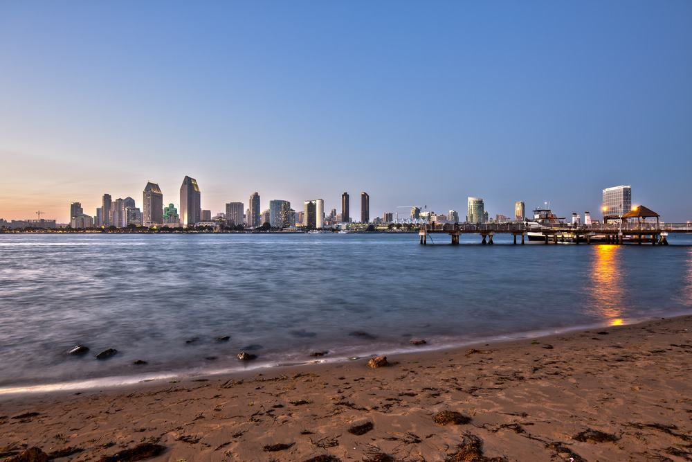15 Best Beaches In San Diego The Crazy Tourist