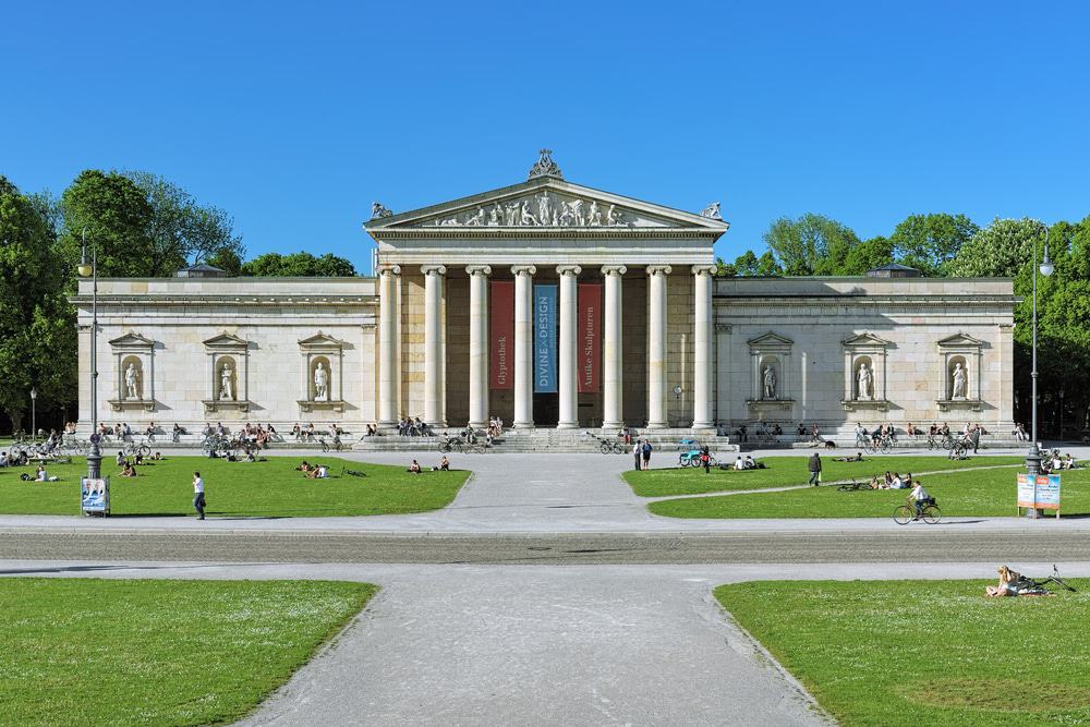 Glyptothek, Munich