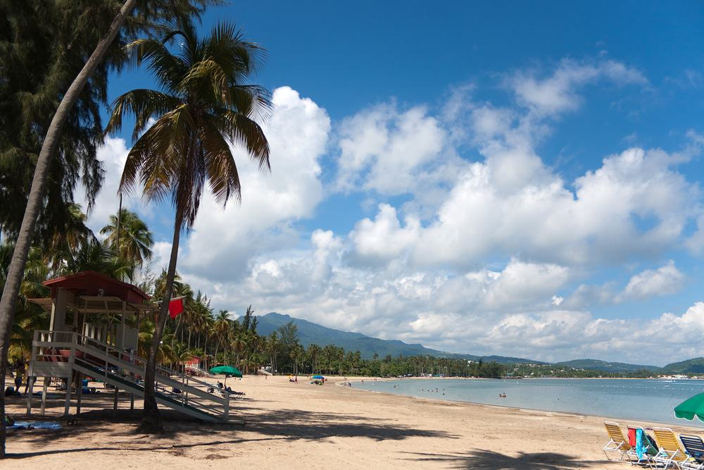 15 best beaches in puerto rico the crazy tourist - Puerto rico beach background ...