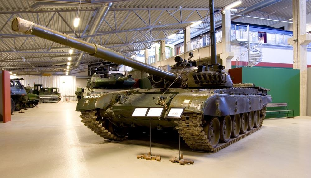 Arsenalen - Swedish Tank Museum