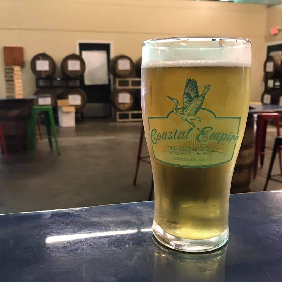 Coastal Empire Brew Co