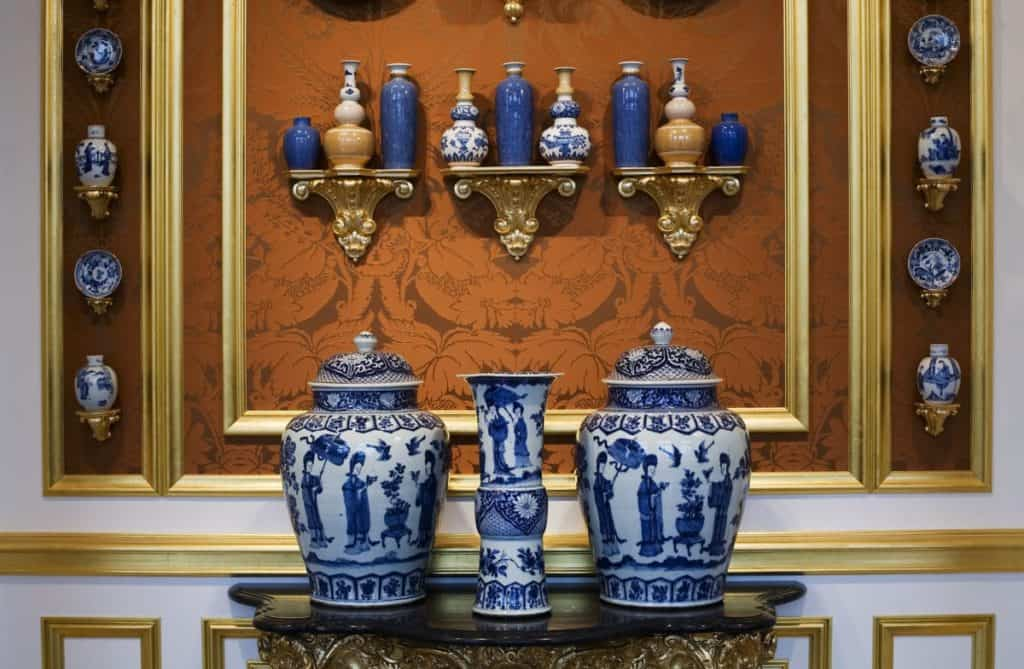 Dresden Porcelain Collection