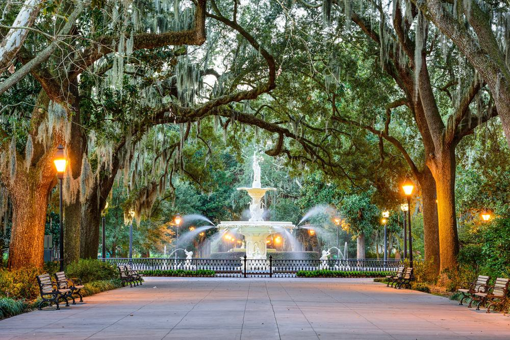 Fun things to do in savannah ga for young adults