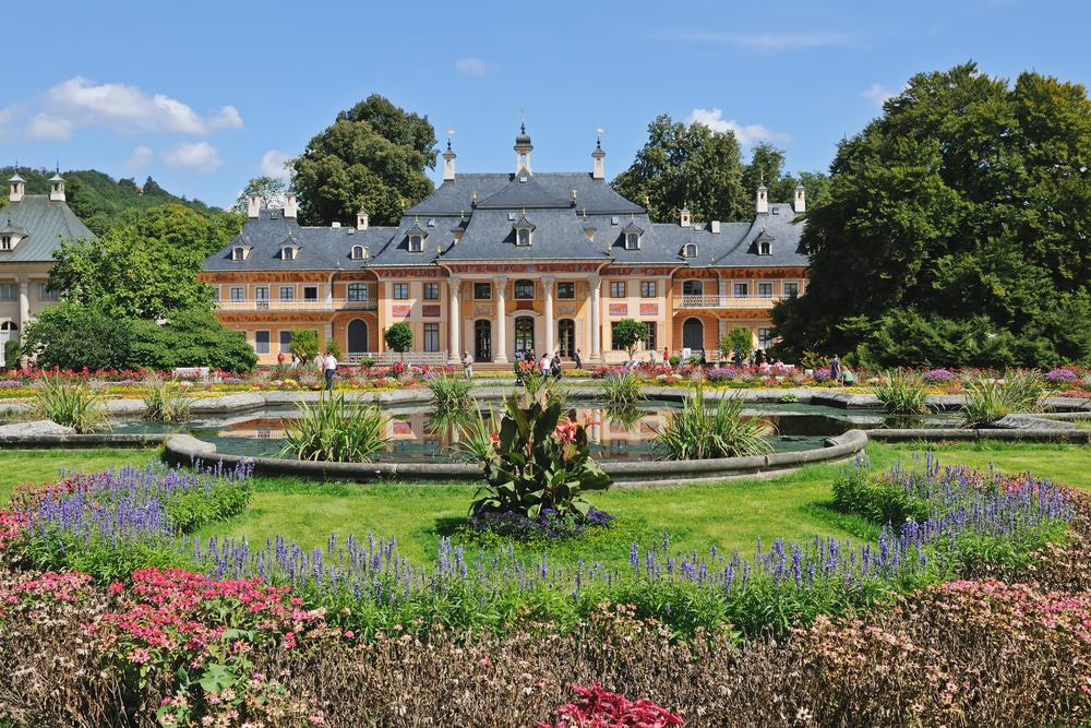 Pillnitz Palace & Park
