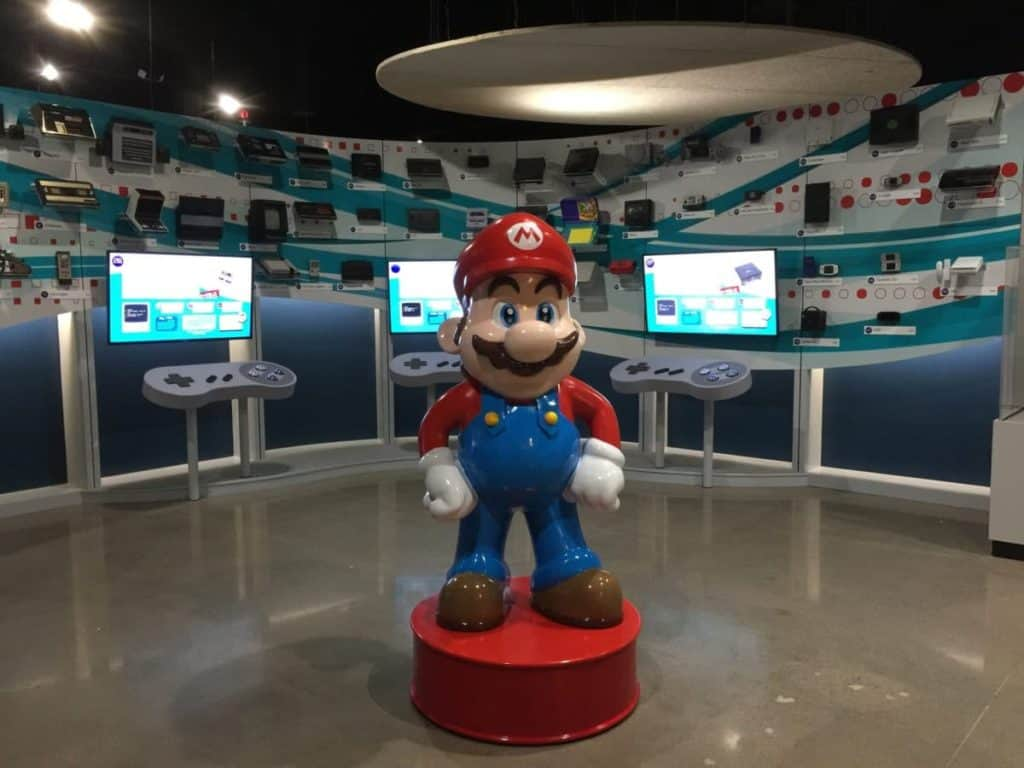 The National Video Game Museum