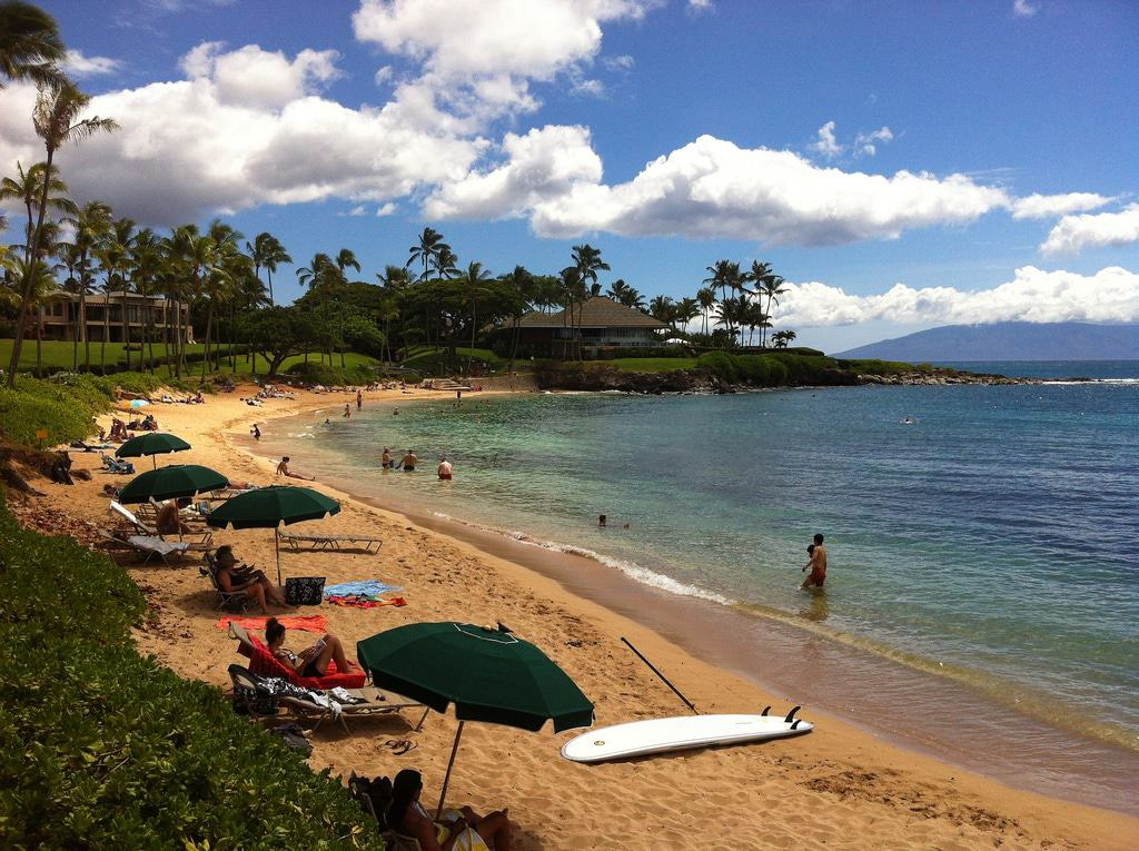15 Best Beaches In Maui The Crazy Tourist