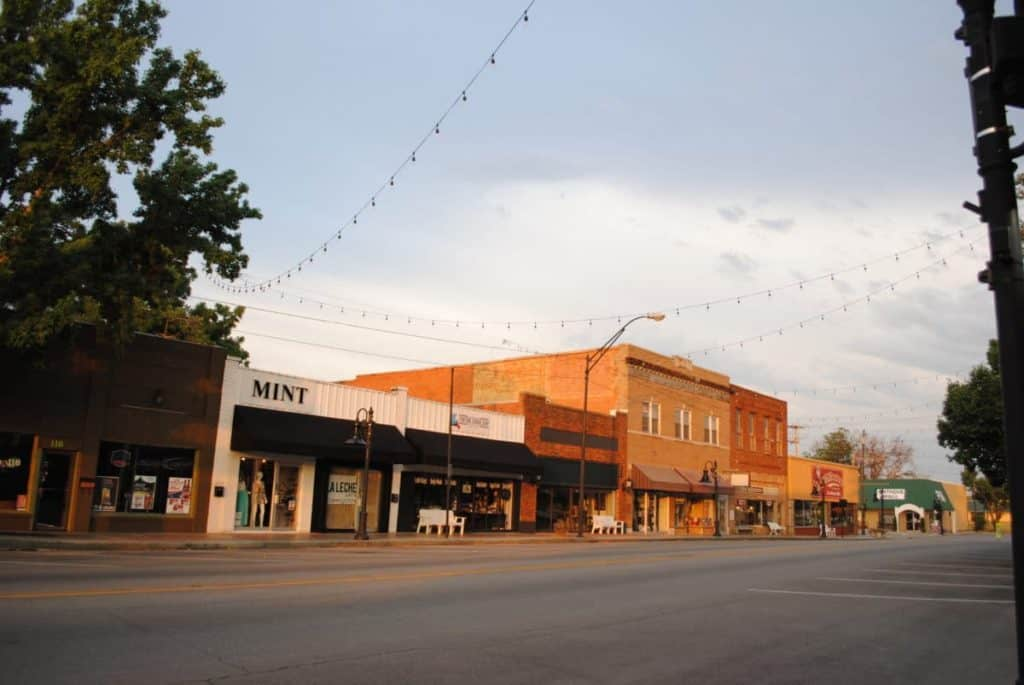 15 Best Places To Live In Oklahoma The Crazy Tourist