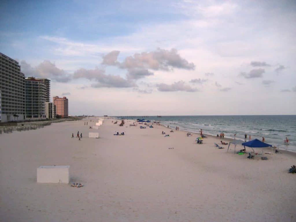 Gulf Shores Main Public Beach