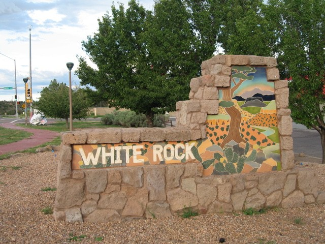 White Rock, New Mexico