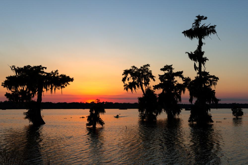 15 Best Lakes In Louisiana The Crazy Tourist