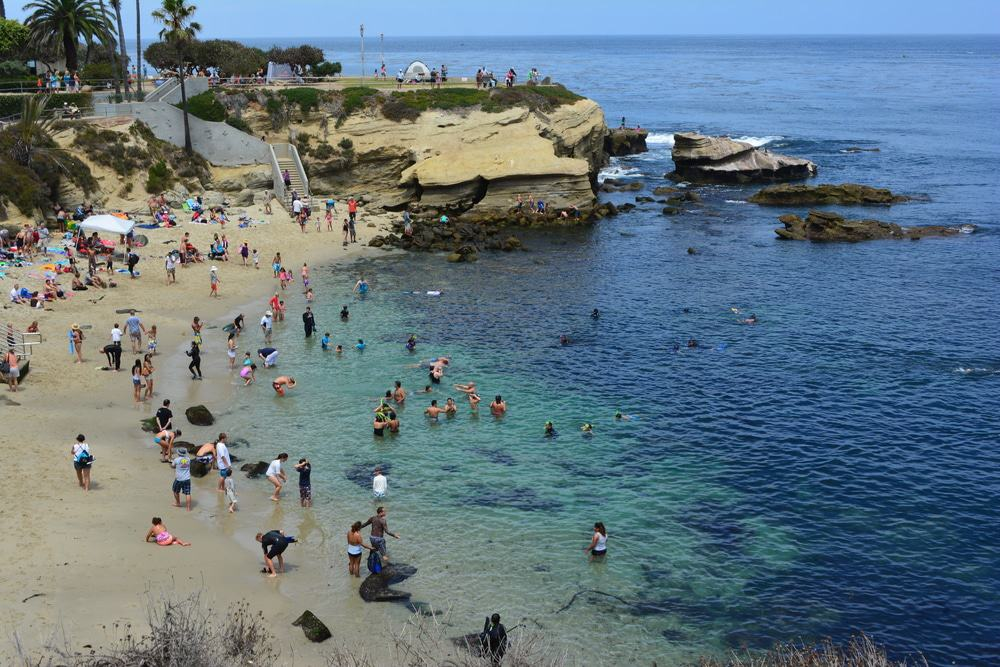 La Jolla Cove, California