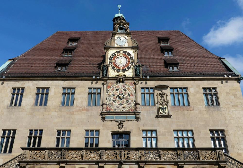 Astronomical Clock, Heilbronn