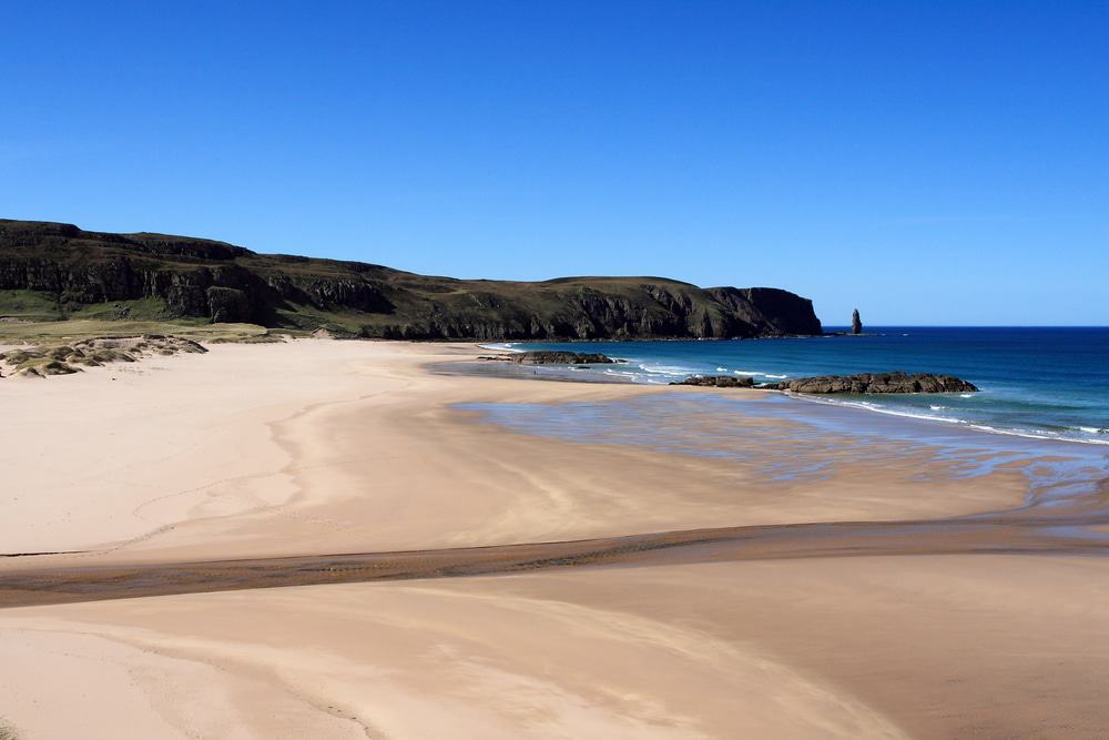 Sandwood Bay, Scotland