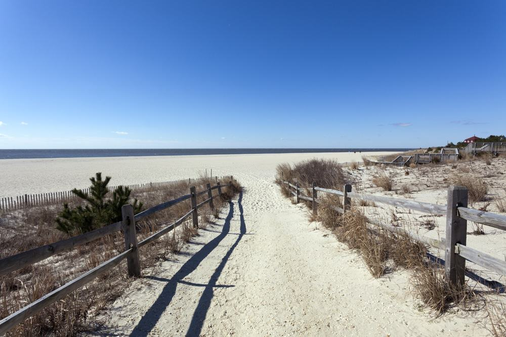 15 Best Beaches in New Jersey (NJ) - The Crazy Tourist