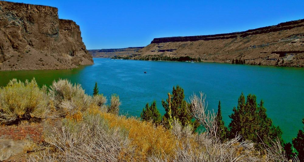 15 Best Lakes In Oregon The Crazy Tourist
