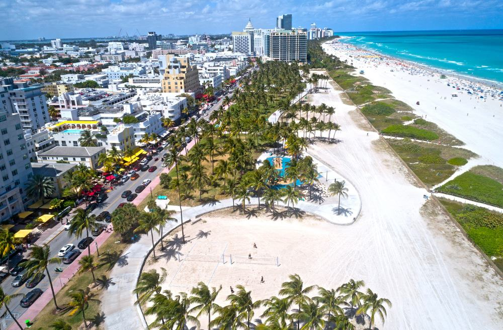 Best Beaches In Miami Area