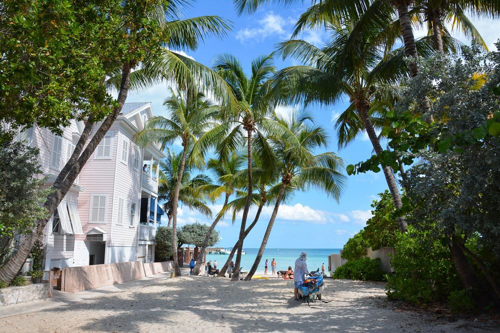 11 Best Beaches In Key West