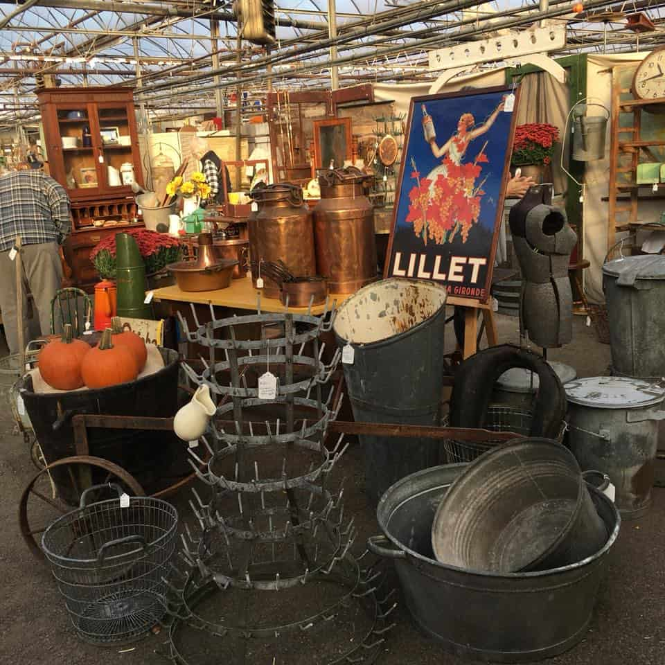 A Gathering Of Friends Antiques Market
