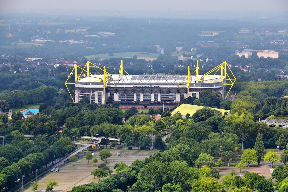 Signal Iduna Park Football Stadium