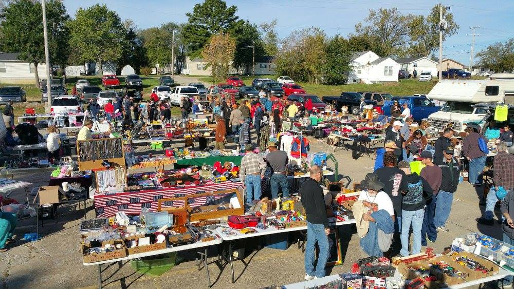 Wentzville Community Club Flea Market