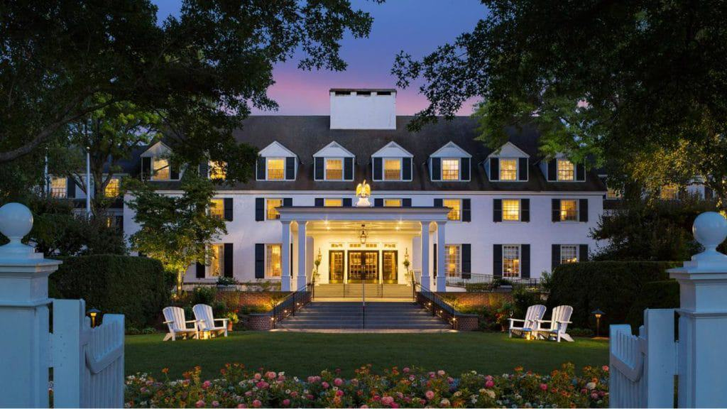 Woodstock Inn And Resort
