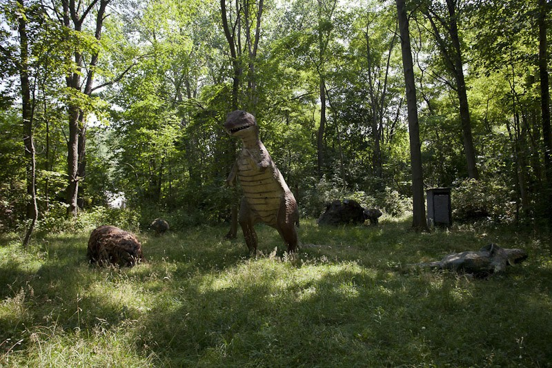 Prehistoric Forest Amusement Park, Onsted